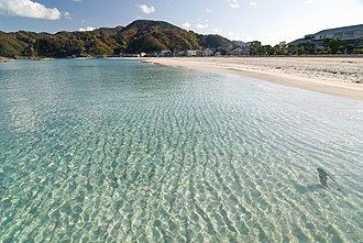 Sanin Kaigan National Park - Takeno Beach