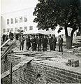 Tallinna Kunstihoone ehitus ja nurgakivi panek.jpg