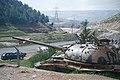Tanks of the Iraqi Army that were captured by Kurdish Peshmerga in Kore village in Shaqlawa District 06.jpg