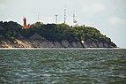 Taran Lighthouse Kalinigrad Oblast Nikolay Yagunov Yacht.jpg