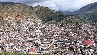 Tarma Province - Image: Tarmaperu 1