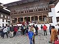 Tashichho Dzong Fortress in Thimphu during LGFC - Bhutan 2019 (34).jpg
