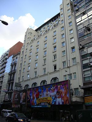 Broadway Theatre (Buenos Aires) - Broadway Theatre