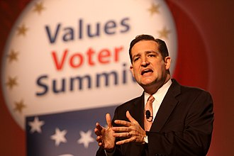 Ted Cruz - Cruz at the Values Voters Summit in October 2011