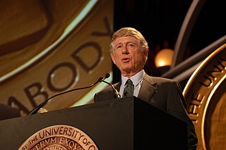 Ted Koppel - Ted Koppel at the 62nd Annual Peabody Awards