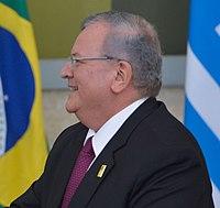 Temer recebe credencial do embaixador Kyriakos Amiridis (cropped).jpg