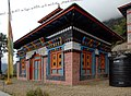 Temple on the outskirts of Lukla, Chaurikharka, Nepal. - panoramio.jpg