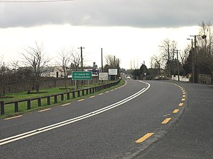 N62 road (Ireland) - Image: Templemore, County Tipperary geograph.org.uk 1809232