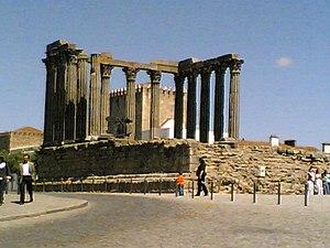Diana's Temple