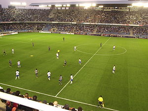 CD Tenerife - Match: Tenerife – Real Sociedad, in 2008