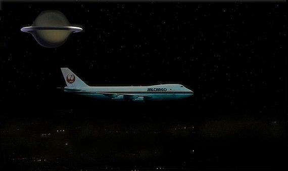 日航ジャンボ機UFO遭遇事件 - Wikiwand