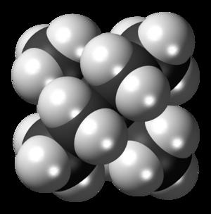 Tetraethylmethane - Image: Tetraethylmethane 3D spacefill