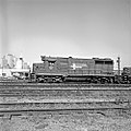 Texas & Pacific, Diesel Electric Road Switcher No. 605 (21808641582).jpg