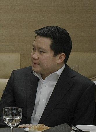ThaiBev - Thapana Sirivadhanabhakdi, company president and CEO
