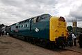 The 1970s British Rail era at Grantham, 55019 'Royal Highland Fusilier' - panoramio.jpg