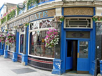 Bull & Gate - Image: The Bull and Gate, Kentish Town geograph.org.uk 245564