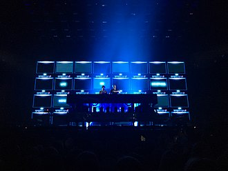 """Memories...Do Not Open - The Chainsmokers performing at the American Airlines Arena for their """"Memories...Do Not Open"""" tour"""