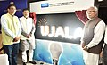 The Chief Minister of Haryana, Shri Manohar Lal Khattar launching the UJALA (Unnat Jyoti by Affordable LEDs for All), at a function, in New Delhi.jpg