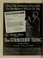 The Forbidden Thing by Allan Dwan 2 Film Daily 1920.png