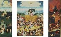 The Haywain Triptych after Jheronimus Bosch El Escorial.jpg