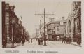 The High Street, Southampton (Cosser postcard, ca. 1904).png