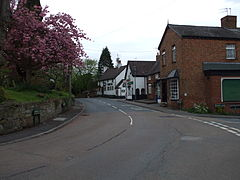 The High Street Hampton in Arden.JPG