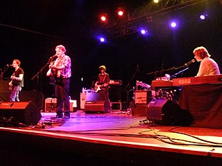 The Jayhawks American country and rock band