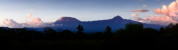 Mt Kilimanjaro On World Map.Mount Kilimanjaro Wikipedia