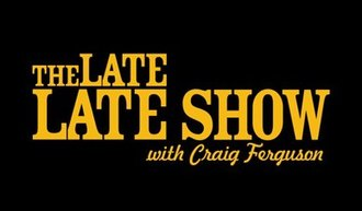 The Late Late Show (U.S. talk show) - The Late Late Show with Craig Ferguson logo