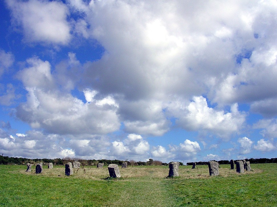 The Merry Maidens Penwith