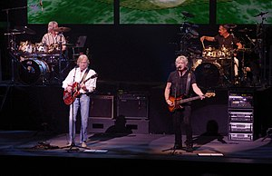 The Moody Blues gig Bristol 2013 MMB 01.jpg