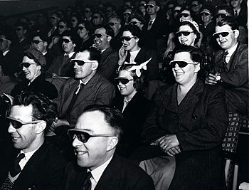 Image result for watching 3d movies with glasses