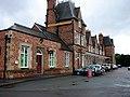 The Old Railway Station, Welshpool - geograph.org.uk - 477043.jpg