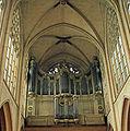 The Organ Of The The Church Of Saint-Germain-l'Auxerrois, Paris April 2014.jpg