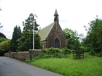 Pendleton, Lancashire - Image: The Parish Church of All Saints, Pendleton geograph.org.uk 476545