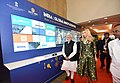 The Prime Minister, Shri Narendra Modi and the Advisor to the President of United States, Ms. Ivanka Trump visiting the Virtual Exhibition, at the Global Entrepreneurship Summit-2017, in Hyderabad on November 28, 2017 (1).jpg