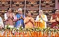 The Prime Minister, Shri Narendra Modi inaugurated the various development projects, in Varanasi, Uttar Pradesh (1).jpg