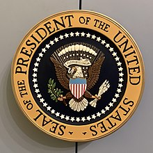 Seal Of The President United