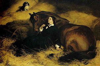 Edwin Landseer - The Shrew Tamed