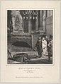 The Tomb of Raphael, Opened September 14, 1833, Pantheon, Rome MET DP830328.jpg