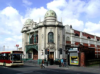 Closed cinemas in Kingston upon Hull - The Tower