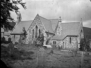 The church, Penmachno