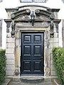 The door of the Old Grammar School - geograph.org.uk - 530334.jpg