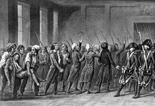 Federalist revolts