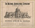 The national agricultural exposition, Kansas City, MO LCCN2003666924.jpg