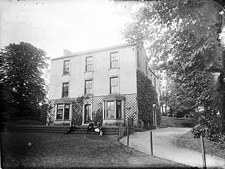 The rectory, Narberth