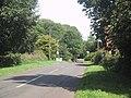 The road leaving Hook Norton - geograph.org.uk - 1477434.jpg