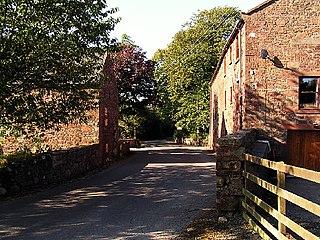Haile, Cumbria village in the United Kingdom