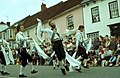 Thelwall Morrismen at Thaxted Ring Meeting - geograph.org.uk - 263068.jpg