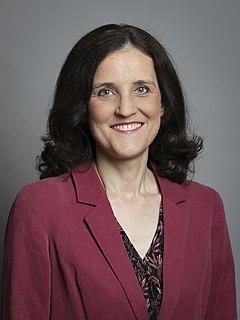 Theresa Villiers British Conservative politician